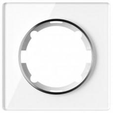 OneKeyElectro Garda Рамка одинарная Белая (2E52101300)