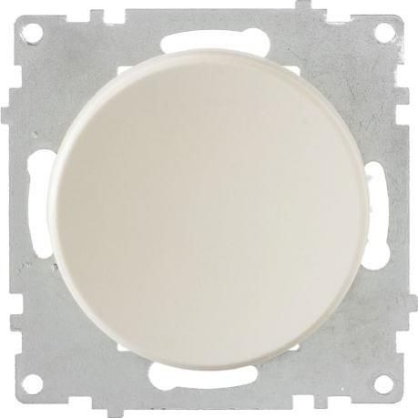 OneKeyElectro Выключатель одинарный Бежевый (1Е31301301)