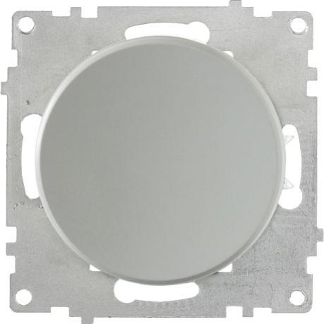 OneKeyElectro Выключатель одинарный Серый (1Е31301302)