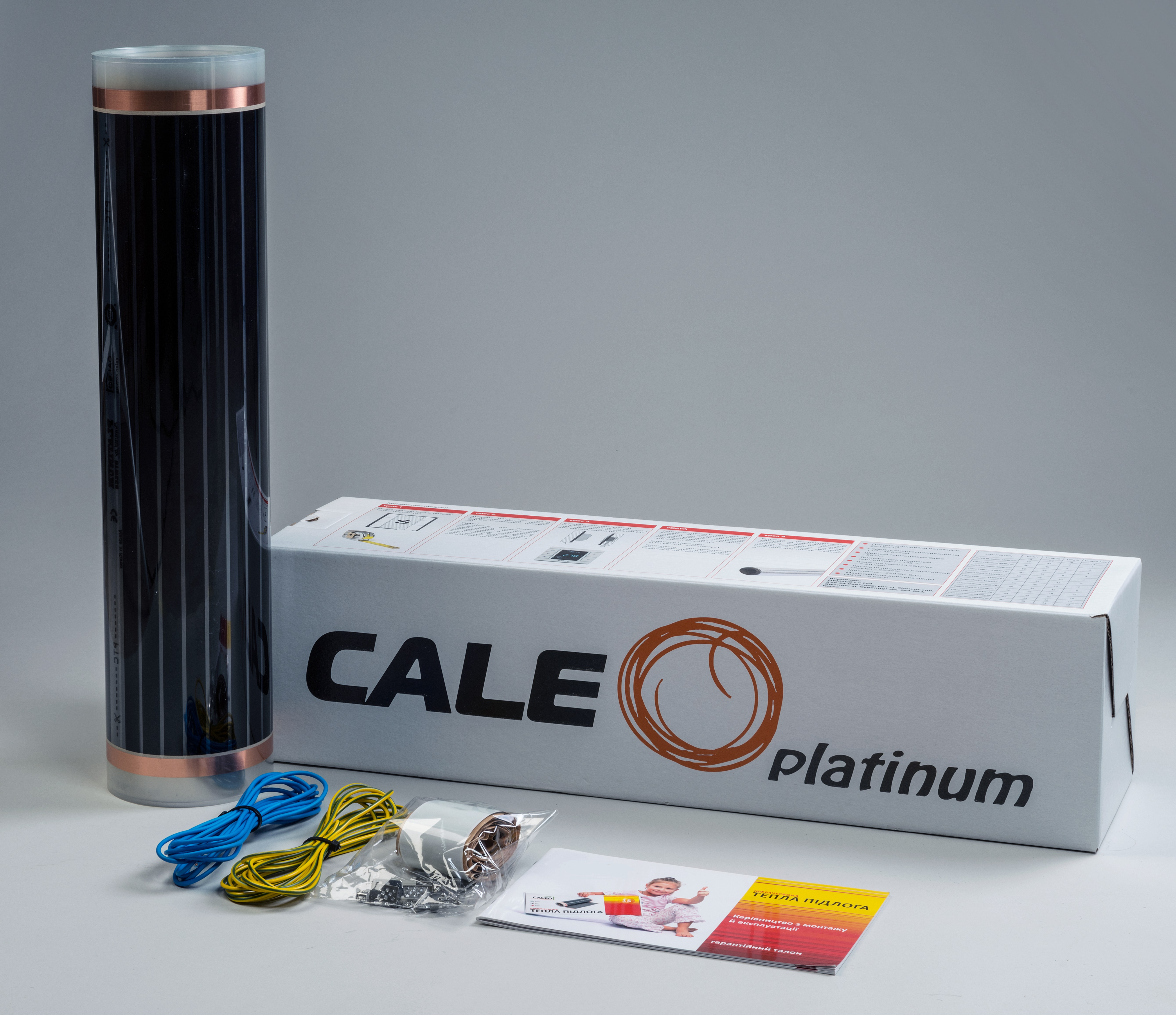 caleo (южная корея) Caleo Platinum 220-0,5-3.0 (3 м2)